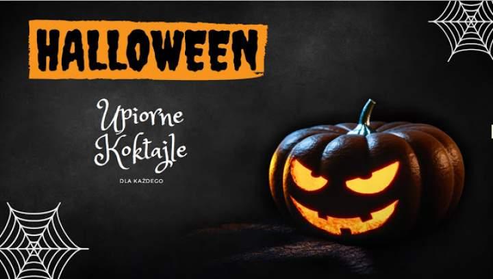 Koktajle na Halloween to świetny pomysł na menu halloweenowe
