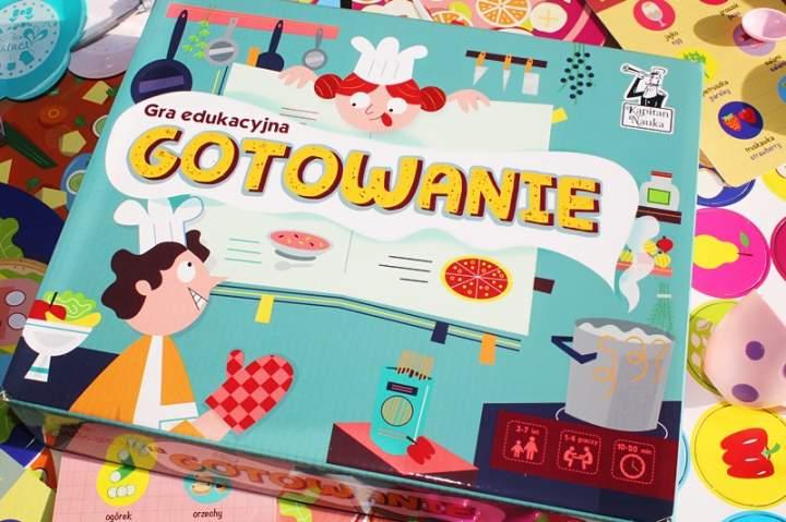 Gotowanie, czyli edukacyjna gra dla dzieci – recenzja