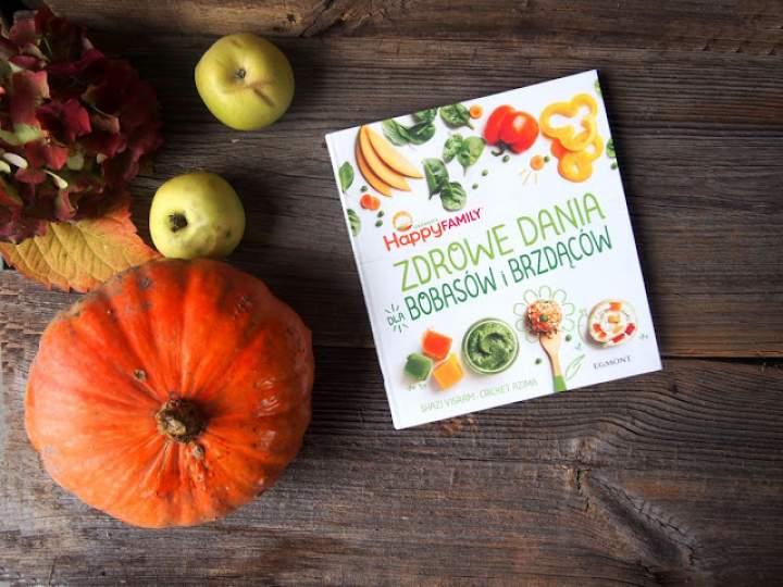 Zdrowe dania dla bobasów i brzdaców – recenzja
