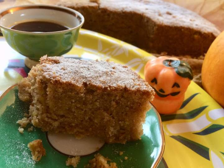 Ciasto dyniowe; jesienne ciasto z dyni