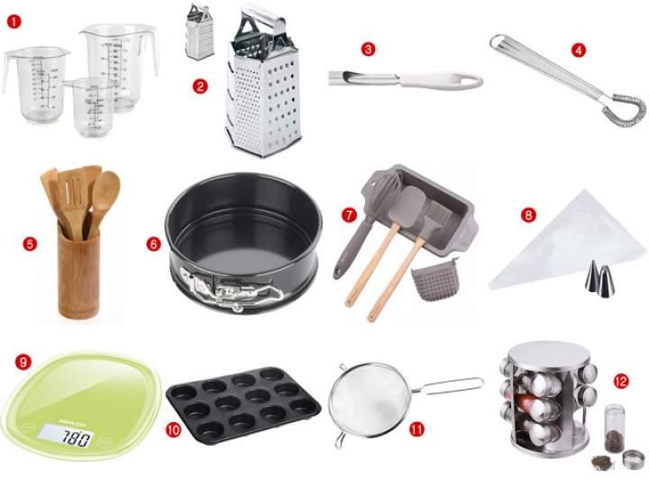 Mój niezbędnik kuchenny oraz propozycje na prezenty które przydadzą się każdej Pani domu