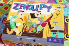 Zakupy, czyli edukacyjna gra dla dzieci – recenzja