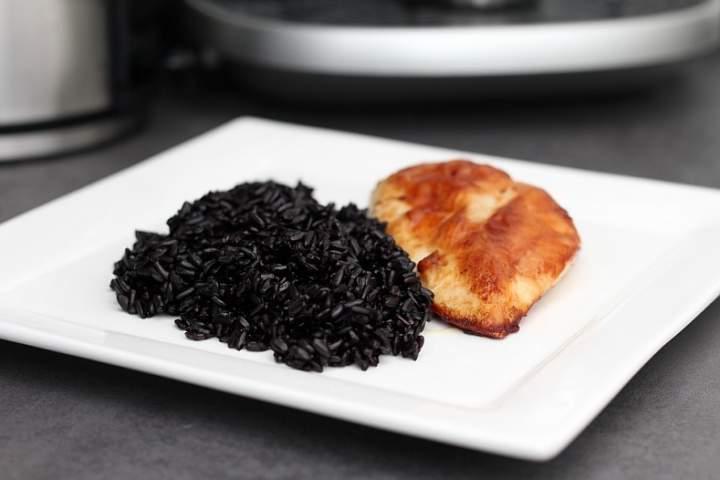 Czarny ryż – właściwości i zastosowanie