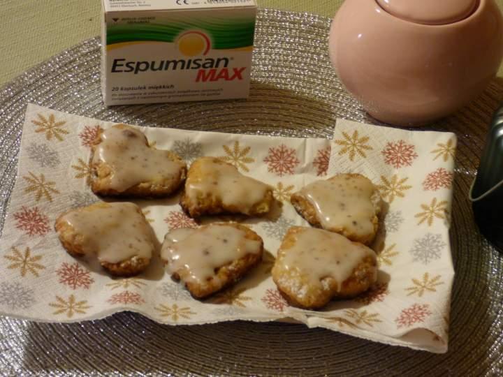 Imbirowo – miodowe ciasteczka