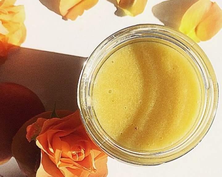 brzoskwinia + jabłko + cytryna