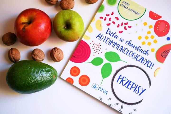 RECENZJA – Dieta w chorobach autoimmunologicznych. Przepisy