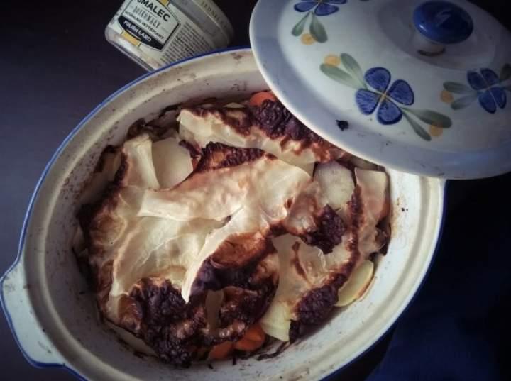 Pieczonki z piekarnika