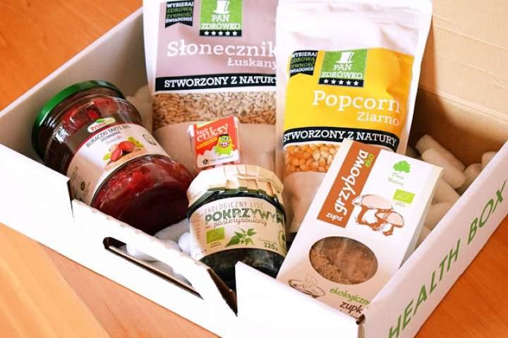 Health Box – pudełko zdrowych produktów #3