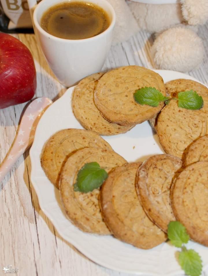 Delikatnie kokosowe ciasteczka (z cukrem kokosowym)