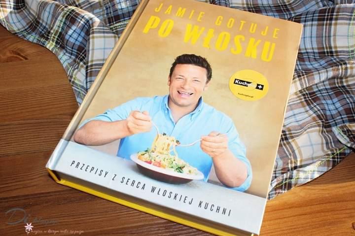 Jamie gotuje po włosku – recenzja książki Jamiego Olivera