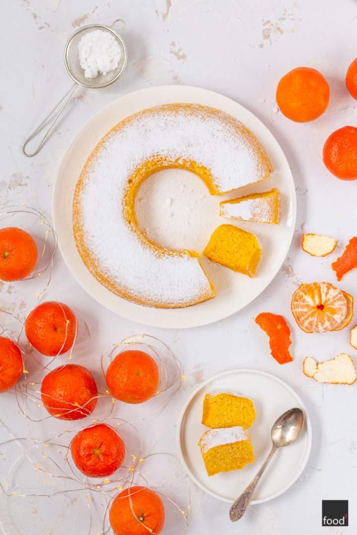 Ciasto klementynkowe bez mąki