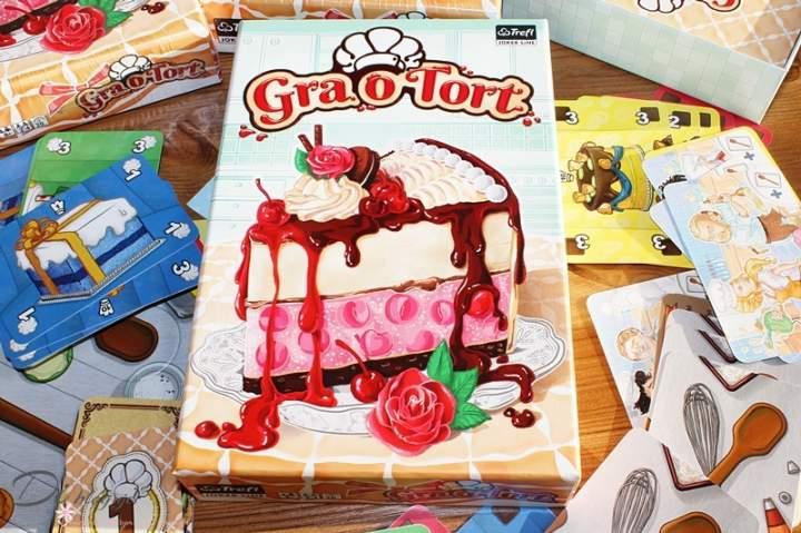 Gra o Tort – recenzja + konkurs z dowiema grami dla Was