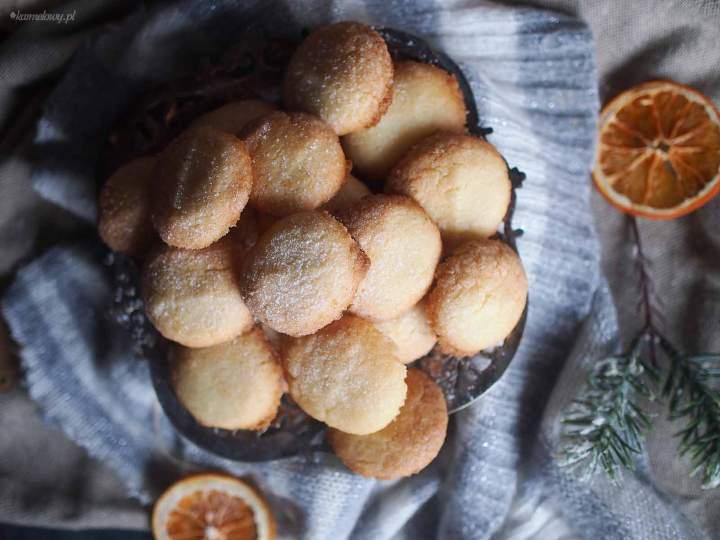 Łatwe ciasteczka maślane / Easy butter cookies