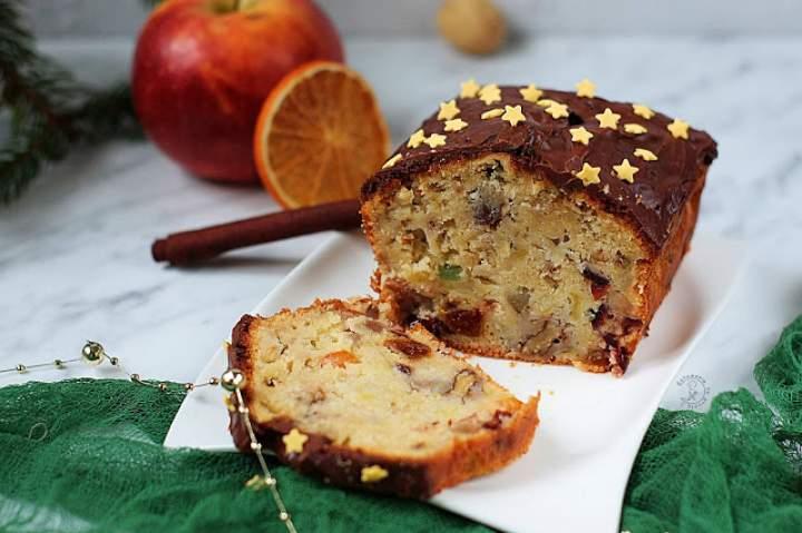 Bardzo Wilgotny Keks Z Jabłkami