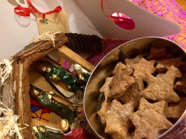 Świąteczne ciasteczka cynamonowe