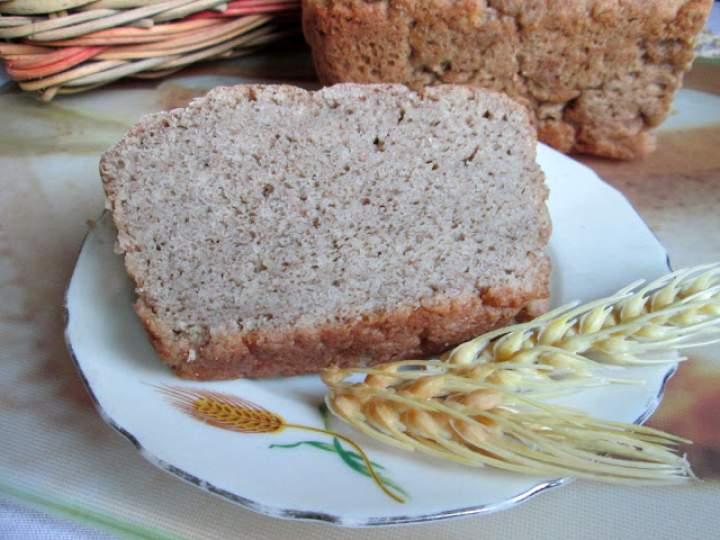 Żytni chleb z ziemniakami