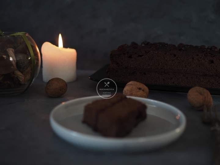 Gryczane ciasto czekoladowe