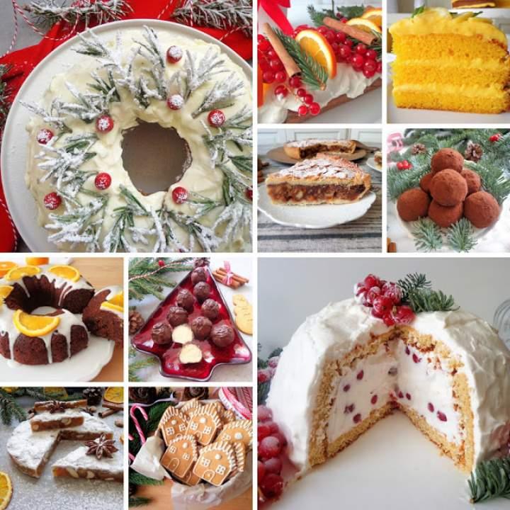 30 przepisów na świąteczne słodkości (30 ricette per dolci natalizi)