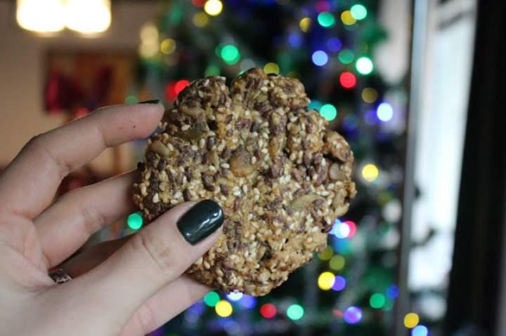 Ciasteczka zbożowe z ziaren