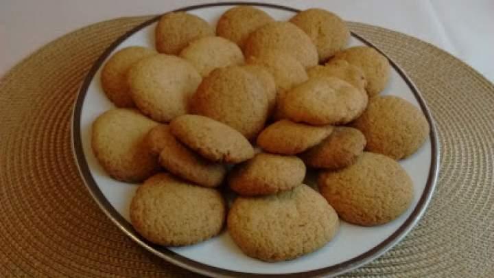 Ciasteczka imbirowe przepyszne