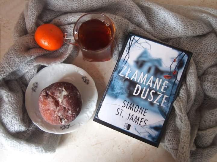 Złamane dusze Simone St. James