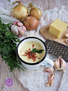 Sos serowy (do mięs i warzyw)