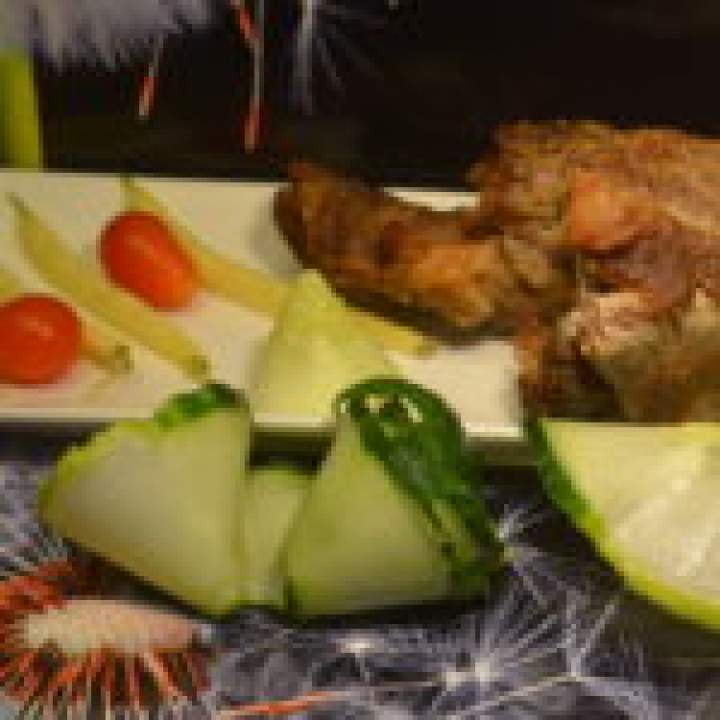 Smakowite żebra, baaaardzo mięsne 😊