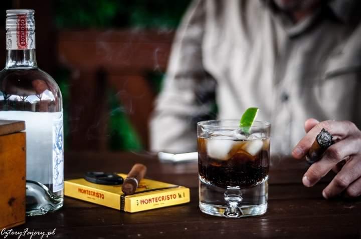 Cuba Libre – rum z colą
