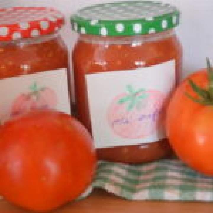 Uniwersalna metoda na pomidora na zimę (zupa, sos, sałatka…) 😉