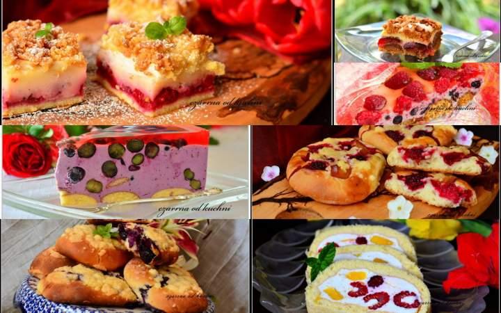 7 pomysłów na ciasta z owocami