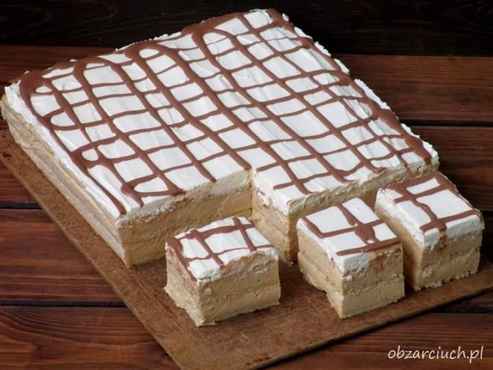 Ciasto toffi w 20 minut