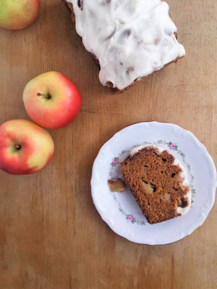 Ciasto dyniowe z jabłkami (film) / Apple Pumpkin Bread (Video Recipe)