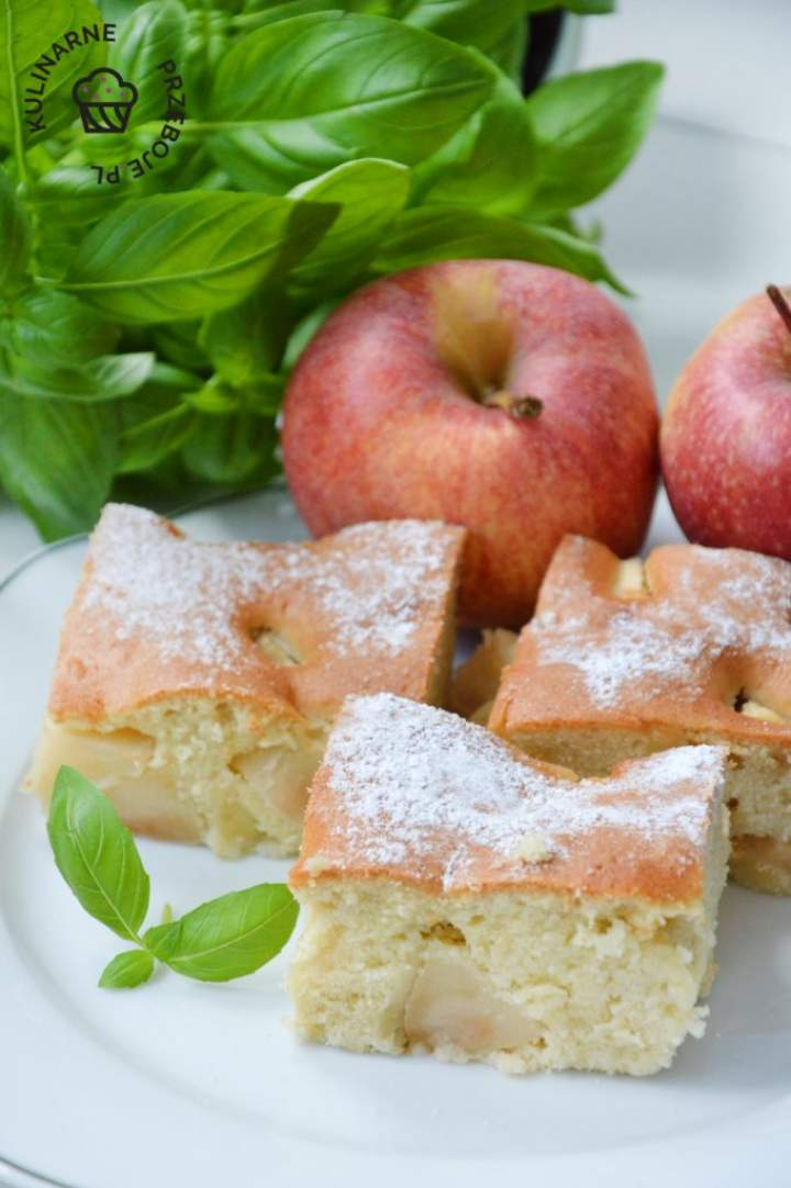 Puszysty jabłecznik