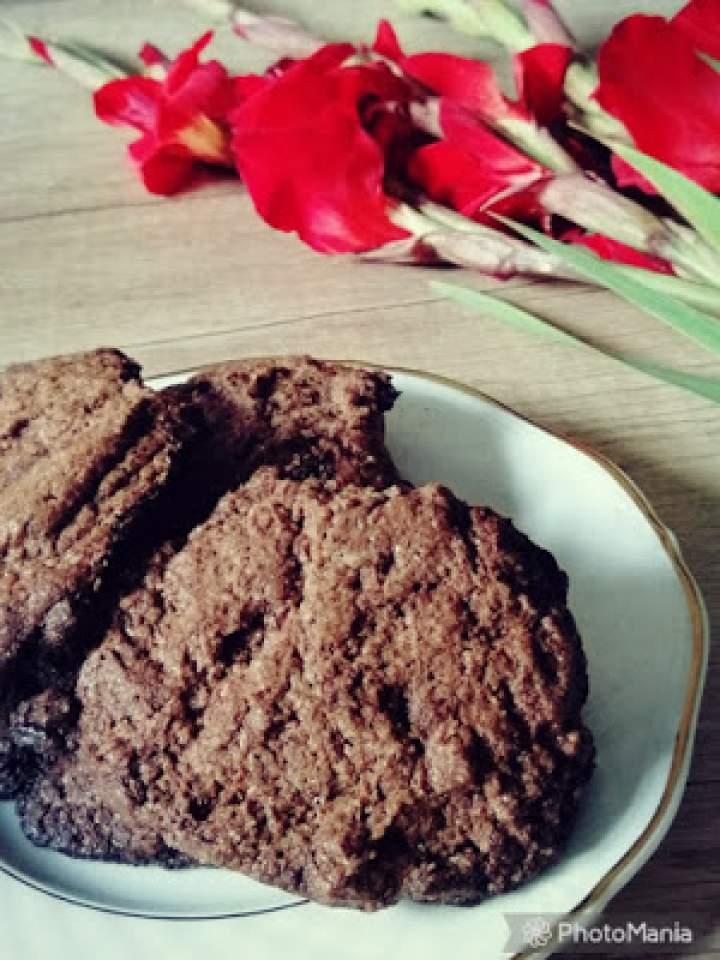 Ciastka czekoladowe z palonym masłem