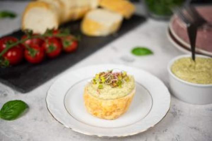 Tapenada – pasta z zielonych oliwek