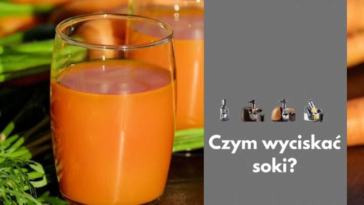 Jaka najlepsza wyciskarka do soków?