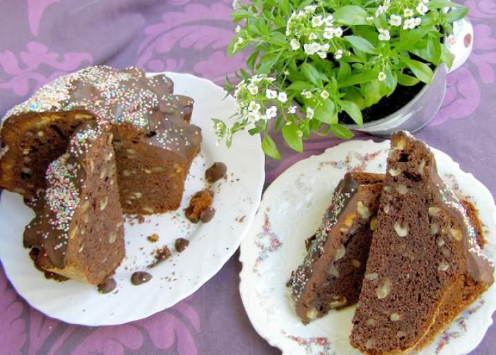 babka orzechowo-kakaowa na oleju…
