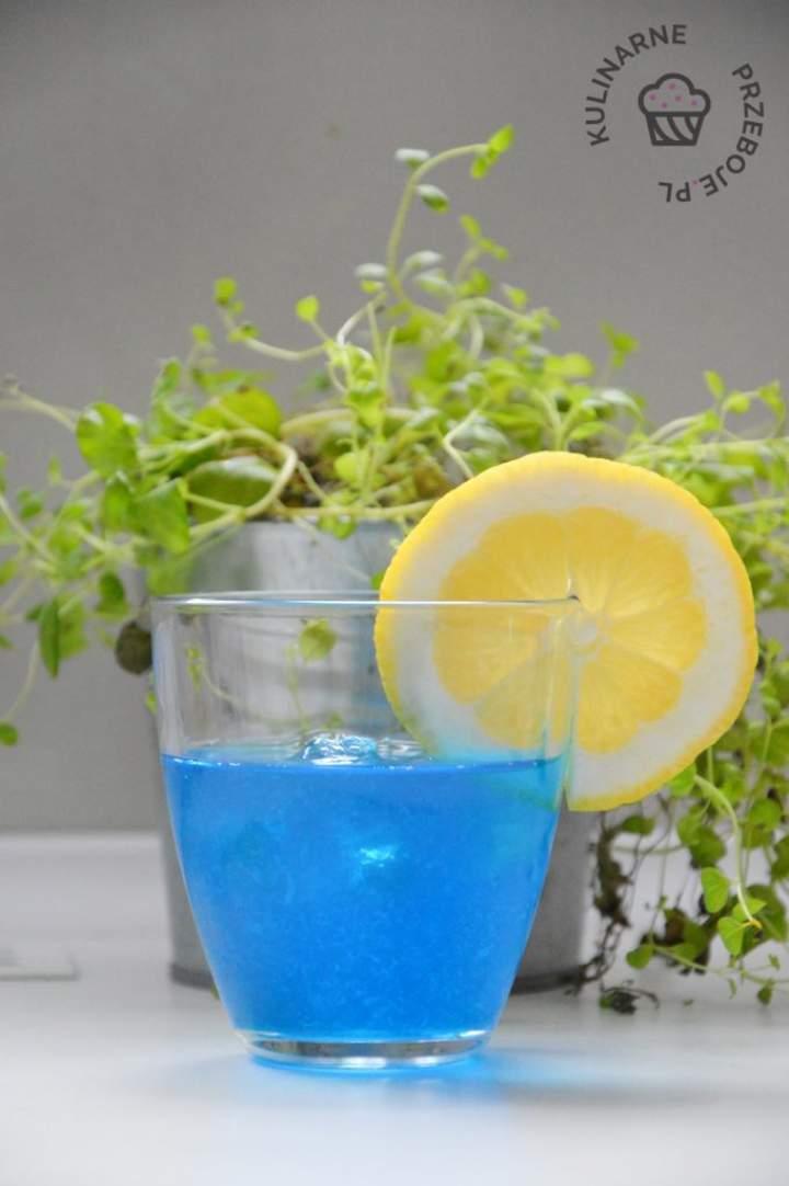 Drink Blue Shark z ginem