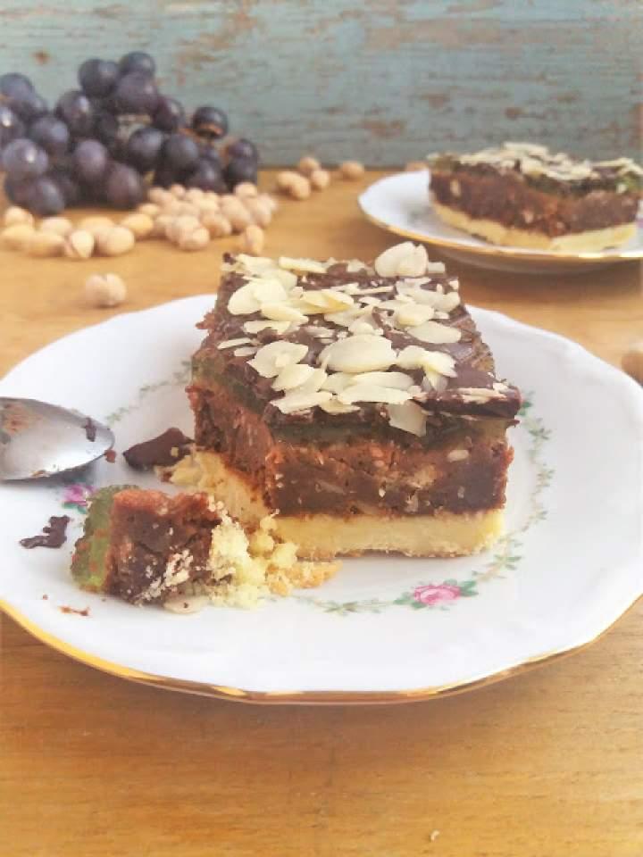 Ciasto Bajaderka / Polish Leftover Cake 'Bajaderka'