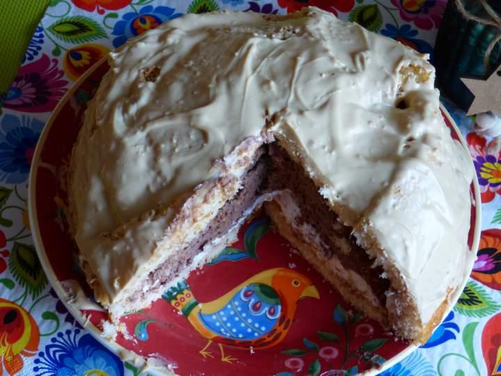 """Ciasto """"Bomba czekoladowa"""""""