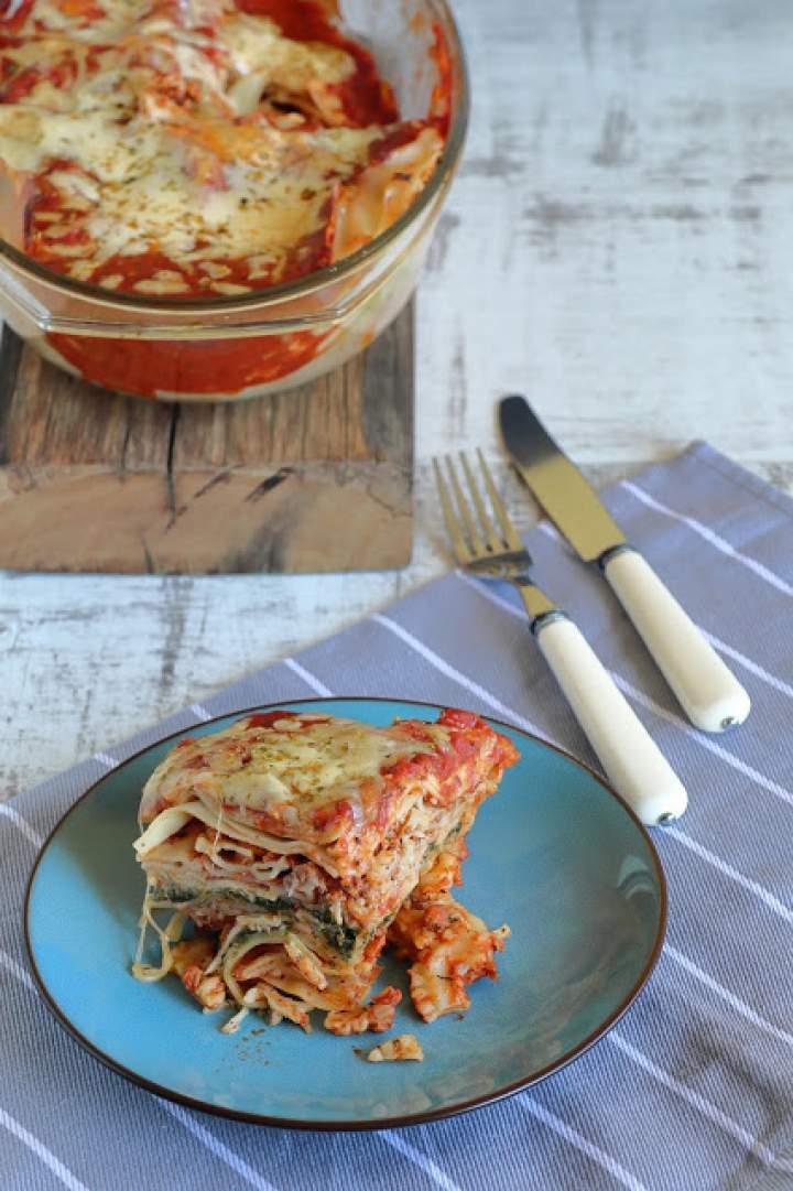 Zapiekanka a'la lasagne