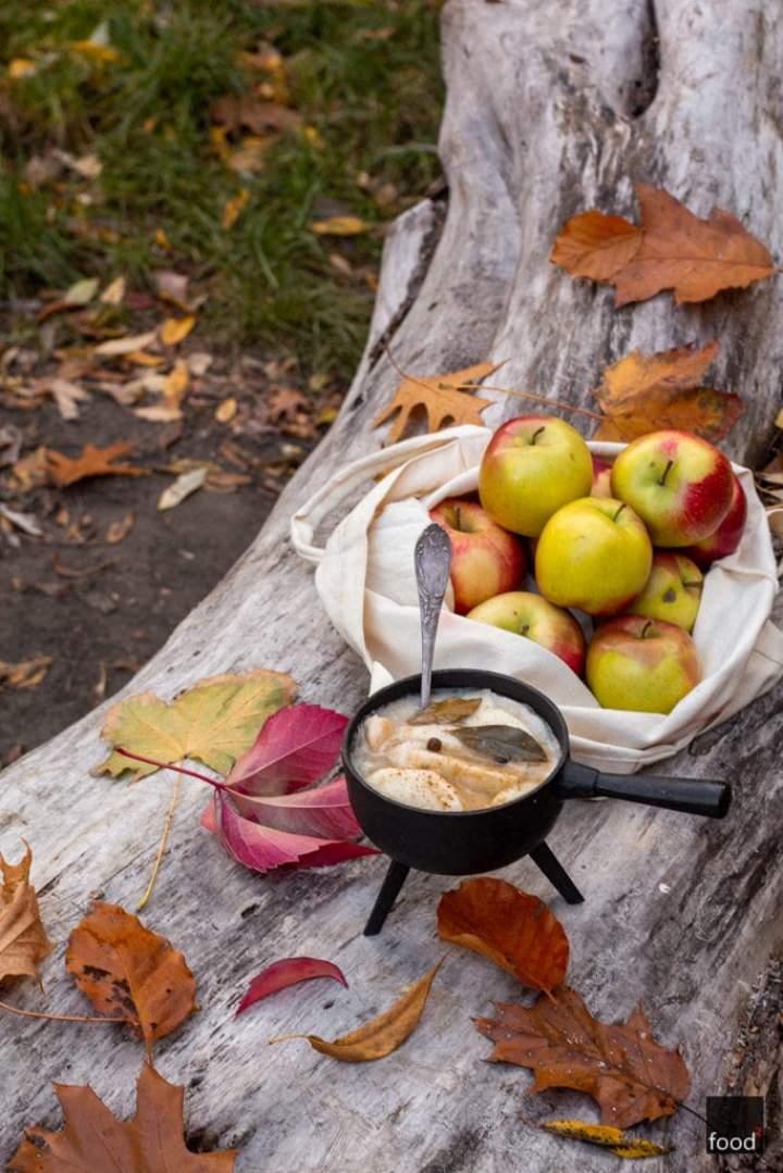 Jabłczanka – zupa z jabłek