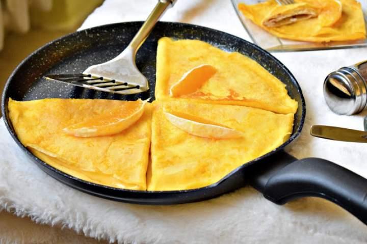 Naleśniki w sosie pomarańczowym + nowości w mojej kuchni