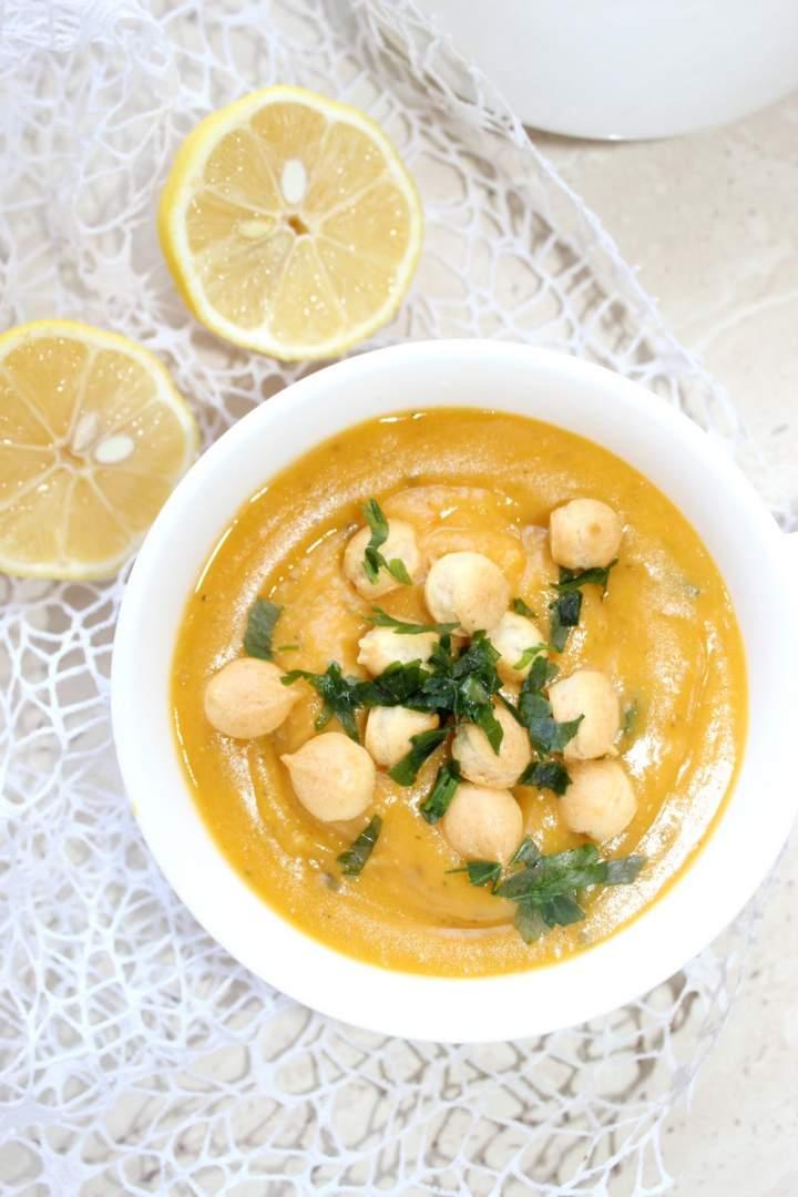 Zupa krem z dyni – pyszny jesienny przepis