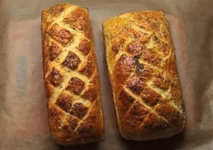 Chleb marchewkowy