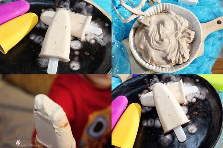 Krem do ciast, deser lub lody w dwóch wersjach o smaku daktylowo-orzechowym (bez cukru, tylko 2 składniki)