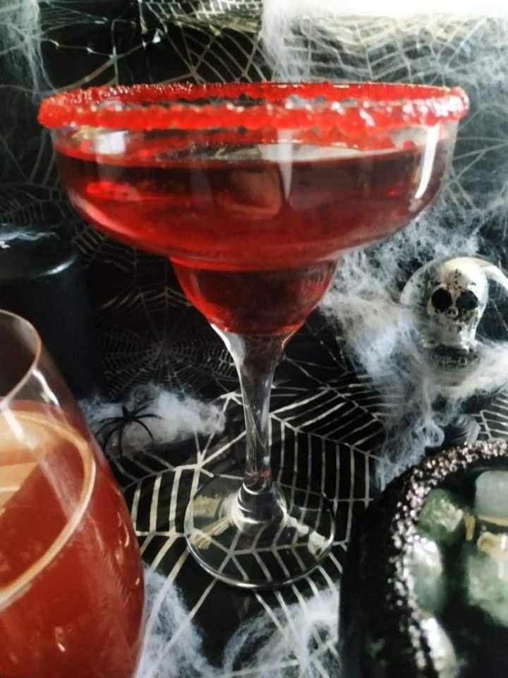 Halloweenowe drinki