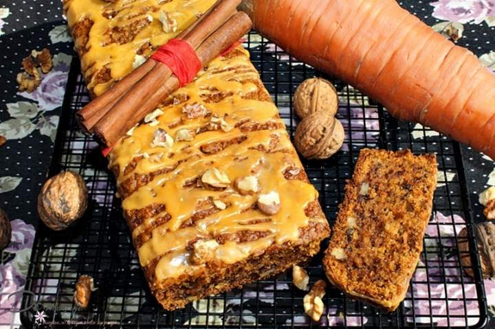 Szybkie ciasto marchewkowe (najlepsze)