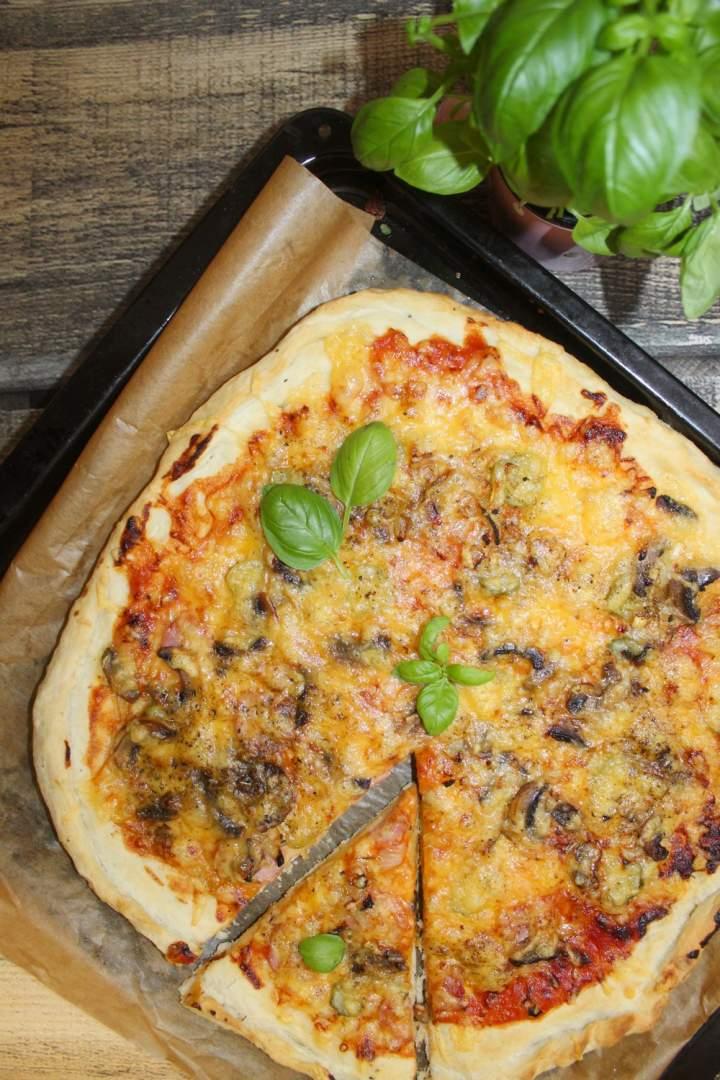 Pizza XXL – domowa pizza