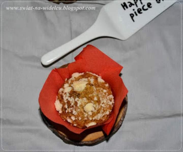 Muffiny dyniowo jabłkowe